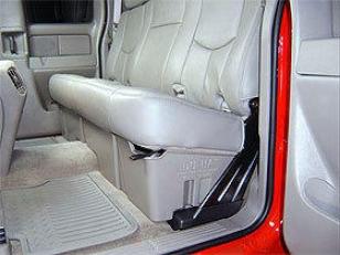 1999-2006 Chevrolet Silverado 1500 Cargo Organizer Du Ha Chevrolet Cargo Organizer 10002 99 00 01 02 03 04 05 06