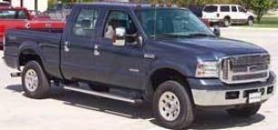 1999-2006 Ford F-450 Super Duty Trim Kit Putco Ford Trim Kit 405123 99 00 01 02 03 04 05 06