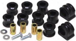 1999-2006 Volkswagen Golf Sway Bar Bushing Kit Energy Susp Volkswagen Sway Bar Bushing Kit 15.5106r 99 00 01 02 03 04 05 06