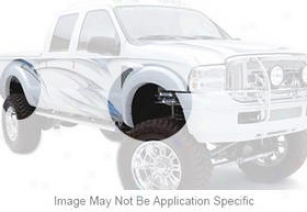 1999-2007 Ford F-250 Super Duty Fender Flqres Ats Ford Fender Flares A795-855-up 99 00 01 02 03 04 05 06 07