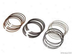 1999 Acura Slx Piston Ring Set Npr Acura Piston Ring Immovable W0133-1620298 99