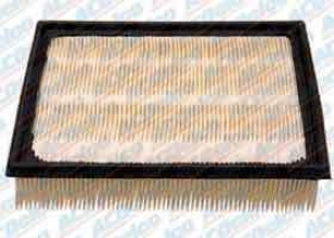 1999 Audi A4 Air Filter Ac Delco Audi Air Filter A1411c 99