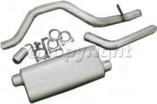 1999 Ford F-250 Drain System Flowmaster Ford Exhaust System 17229 99