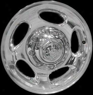 2000-2002 Dodge Ram 2500 Wheel Cci Dodge Move on ~s Aly02124u80 00 01 02
