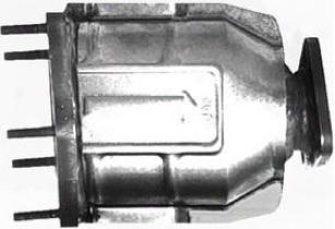 2000-2002 Mazda 6266 Catalytic Converter Catco Mazda Catalytic Converter 1034 00 01 02