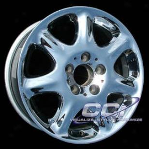 2000-2002 Mercedes Benz E320 Wheel Cci eMrcedes Benz Wheel Aly65204u85 00 01 02