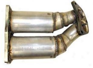 2000-2002 Nissan Sentra Catalytic Converter Eastern Nissan Catalytic Converter 40412 00 01 02