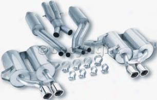 2000-2003 Bmw M5 Exhaust System Borla Bmw Drain System 14942 00 01 02 03