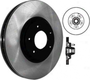 2000-2003 Ford F-150 Brake Disc Centric Wade through Brake Disc 120.6508 00 01 02 03