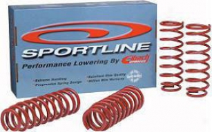 2000-2004 Ford Mustang Lowering Springs Eibach Ford Lowering Springs 4.1035 00 01 02 03 04