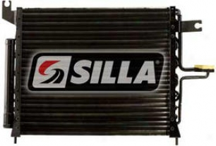 2000-2007 Hyunsai Accent A/c Condenser Silla Hyundai A/c Condenser C0323 00 01 02 03 04 05 06 07