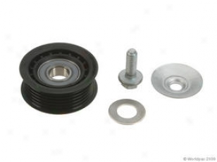 2000-2009 Saab 9-5 Axcessory Belt Ifler Pulley Ruville Saab Accessory Belt Idler Pulley W0133-1823356 00 01 02 03 04 05 06 07 08 09