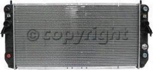 2000 Cafillac Deville Radiator Replacement Cadillac Radiator P2369 00