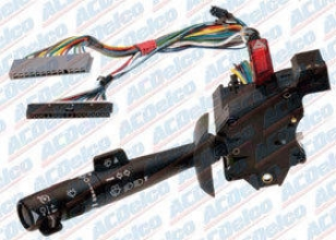 2001-2002 Chevrolet Express 1500 Turn Signal Switch Ac Delco Cyevrolet Turn Signal Switch D6240c 01 02