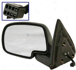 2001-2002 Chevrolet Silverado 1500 Mirror Kool Vue Chevrolet Mirror Gm59el 01 02