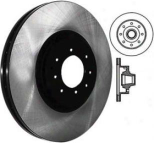2001-2002 Ford E-250 Econoline Brake Disc Centric Ford Brake Diwc 120.65046 01 02