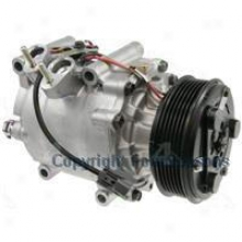 2001-2002 Honda Civic A/c Compressor 4-seasons Honda A/c Compressor 77599 01 02