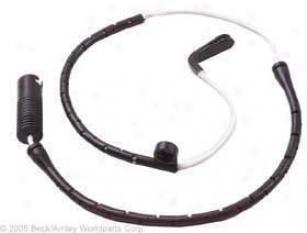 2001-2003 Bmw 525i Brake Pad Sensor Cable Beck Arnley Bmw Brake Pad Sensor Cable 084-1490 01 02 03