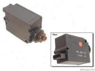 2001-2003 Bmw 525i Leat Actuator Vdo Bmw Trunk Actuator W0133-l616838 01 02 03