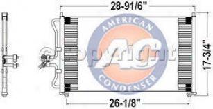 2001-2004 Ford Escape A/c Condenser Aci Ford A/c Condwnser P40264p 01 02 03 04