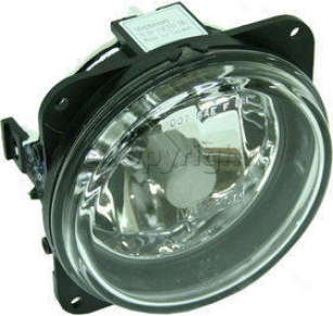 2001-2004 Mazda Tribute Fog Light Replacement Mazda Fog Light M107901 01 02 03 04