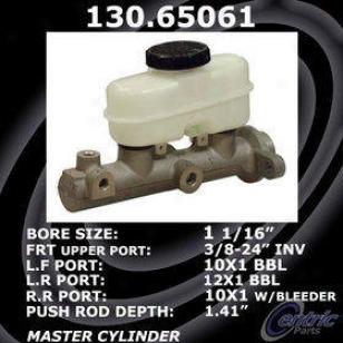 2001-2005 Ford Ranger Brake Master Cylinder Centric Ford Brake Master Cylinder 130.65061 01 02 03 04 05