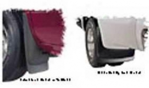 2001-2006 Chevrolet Silverado 3500 Mud Flaps Husky Liner Chevrolet Mud Flaps 54001 01 02 03 04 05 06