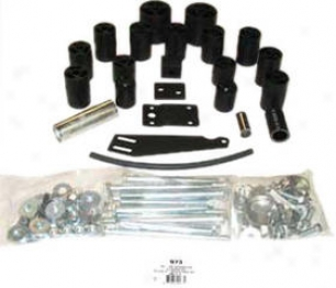 2001-2006 Jeep Wrangler Body Lift Kit Per f Accessories Jeep Body Lift Kit 973 01 02 03 04 05 06