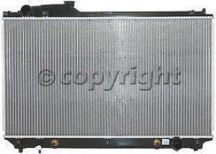2001-2006 Lexus Ls430 Radiator Replacement Lexus Radiator P2419 01 02 03 04 05 06