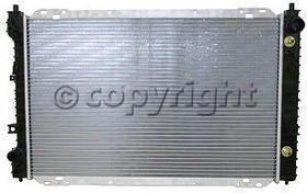 2001-2007 Ford Escape Radiator Replacement Ford Radiator P2307 01 02 03 04 05 06 07