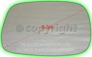 2001 Lexus Is300 Mirror Glass Ppg Auto Glsss Lexus Mirror Glass 3721 01