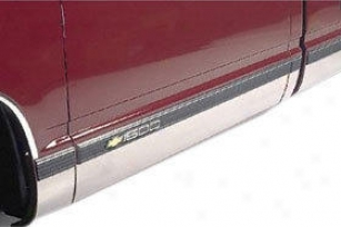 2002-2003 Dodge Ram 1500 Side Molding Cover Dee Zee Dodge Side Molding Cover 39336 02 03