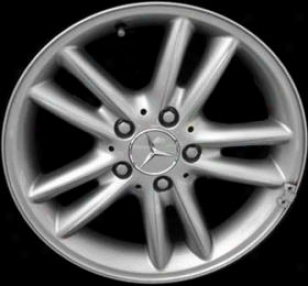 2002-2003 Mercedes Benz E320 Wheel Cci Mercedes Benz Wheel Aly65260u85 02 03