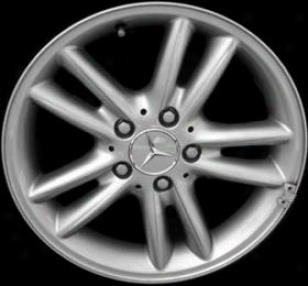 2002-2003 Mercedes Benz E320 Wheel Cci Mercedes Benz Wheel Aly65260u85 02 03