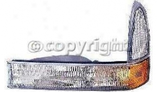 2002-2004 Ford F-450 Super Duty Corner Unencumbered Replacement Ford Corner Light F104104 02 03 04
