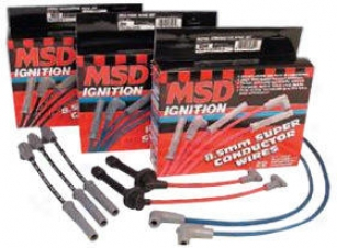 2002-2004 Mini Coopet Ibnitioh Wire Set Msd Mini Ignition Telegraph Set 32879 02 03 04