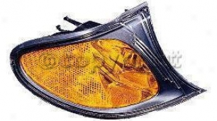 2002-2005 Bmw 325i Corber Light Re-establishment Bmw Corner Light B104105 02 03 04 05