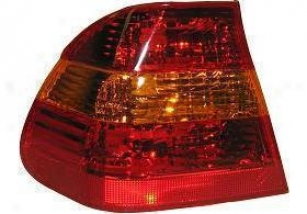 2002-2005 Bmw 325i Tail Light Replacement Bmw Tail Light B730106 02 03 04 05
