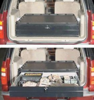 2002-2005 Cadillac Escalade Storage Box Husky Liner Cadillac Storage Box 47901 02 03 04 05