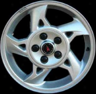 2002-2005 Pontiac Grand Am Wheel Cci Pontiac Wheel Aly06553u20n 02 03 04 05