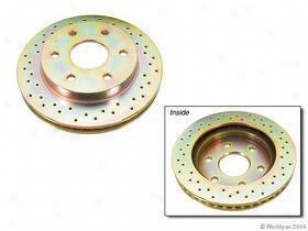 2002-2006 Cadillac Escalade Thicket Disc Brembo Cadillac Brake Disc W0133-1598848 02 03 04 05 06