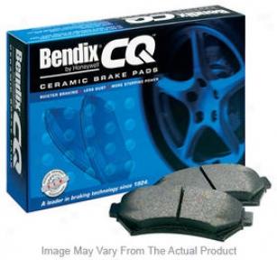 2002-2006 Cadillac Escalade Brake Pad Set Bendix Cadillac Brake Pad Set D785 02 03 04 05 06