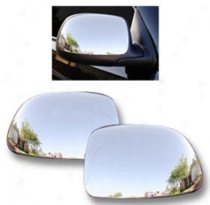 2002-2006 Cadillac Escalade Mirror Cover Aries Cadillac Pattern Cover M4001c 02 03 04 05 06