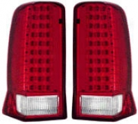 2002-2006 Cadillac Escalade Tail Light Anzo Cadillac Tail Light 311126 02 03 04 05 06