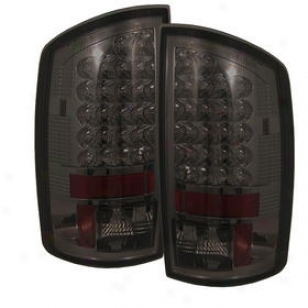 2002-2006 Dodge Ram 1500 Tail Light Spyder Dodge Skirt Light Alt-yd-dram02-led-sm 02 03 04 05 06
