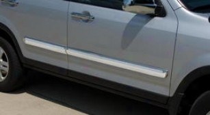 2002-2006 Honda Cr-v Side Molding Putco Honda Side Molding 403602 02 03 04 05 06