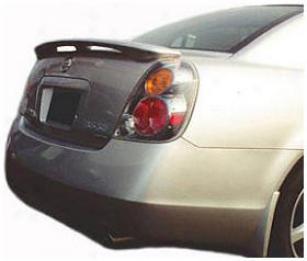 2002-2006 Nissan Altima Spoiler Jsp Nissan Spoiler 27240 02 03 04 05 06
