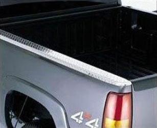 2002-2007 Dodge Hydraulic-~ 1500 Bed Rail Cap Deflecta Shield Dofge Bed Rail Cap Wrp30502 02 03 04 05 06 08