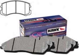 2002-2007 Mitsubishi Lancer Brake Pad Set Hawk Mitsubishi Brake Pad Seet Hb438f.606 02 03 04 05 06 07