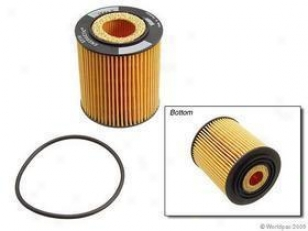2002-2008 Mini Cooper Oil Filter Kit Hengst Mini Oil Filter Kit W0133-1635712 02 03 04 05 06 07 08